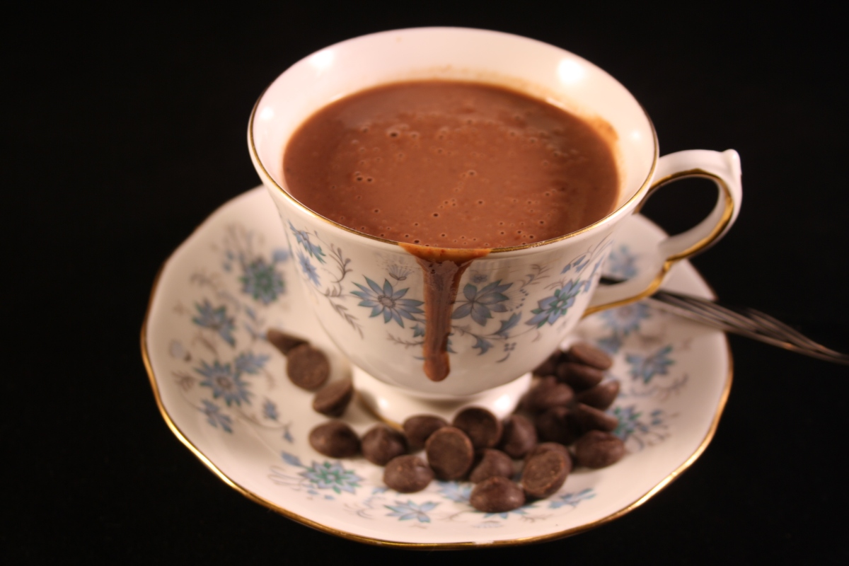Gorąca czekolada Jamiego Olivera