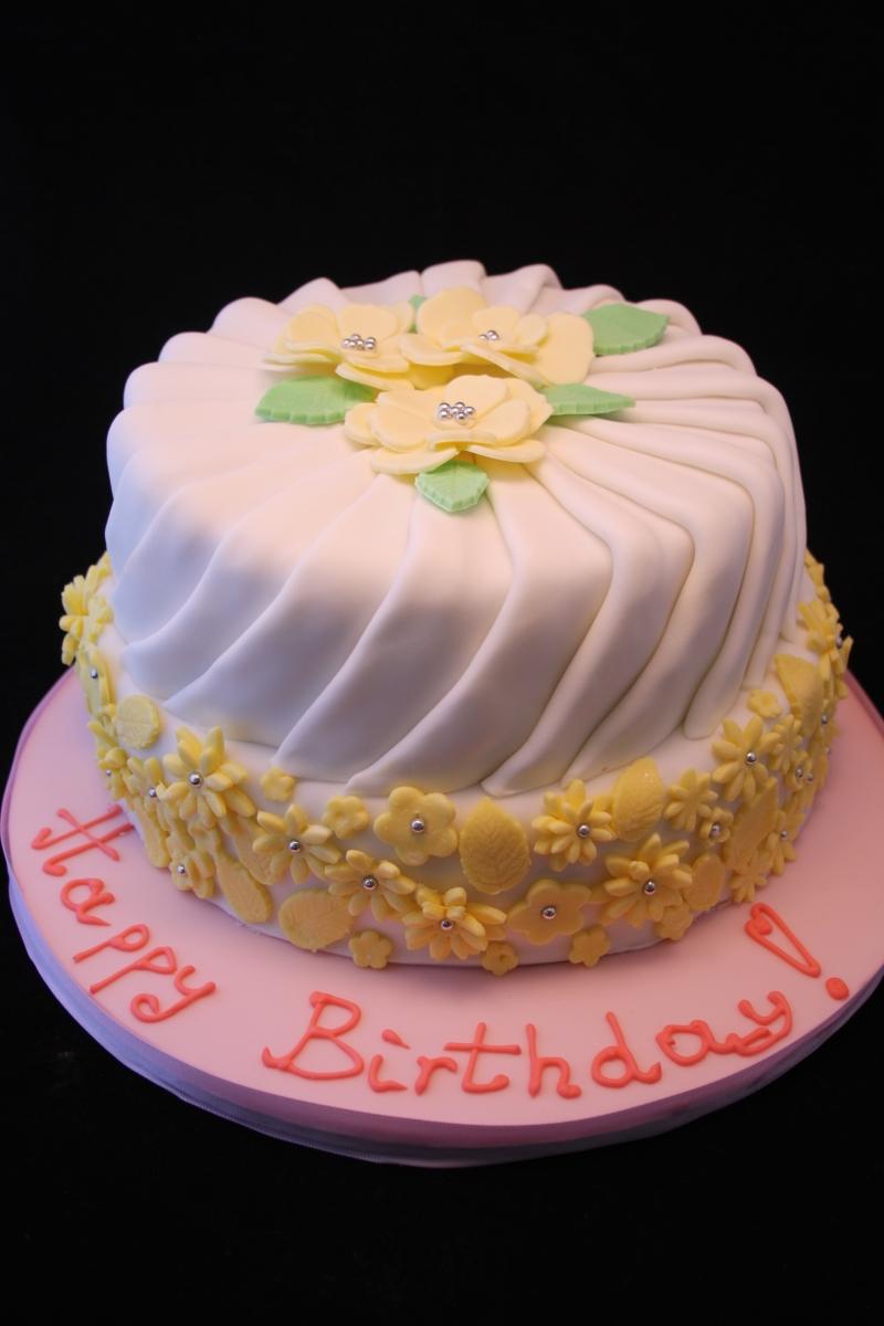 Tort na moje urodziny